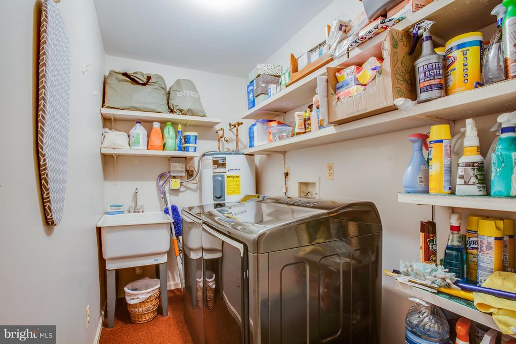 Laundry Room! - 103 BURGESS MILL CT, LOCUST GROVE