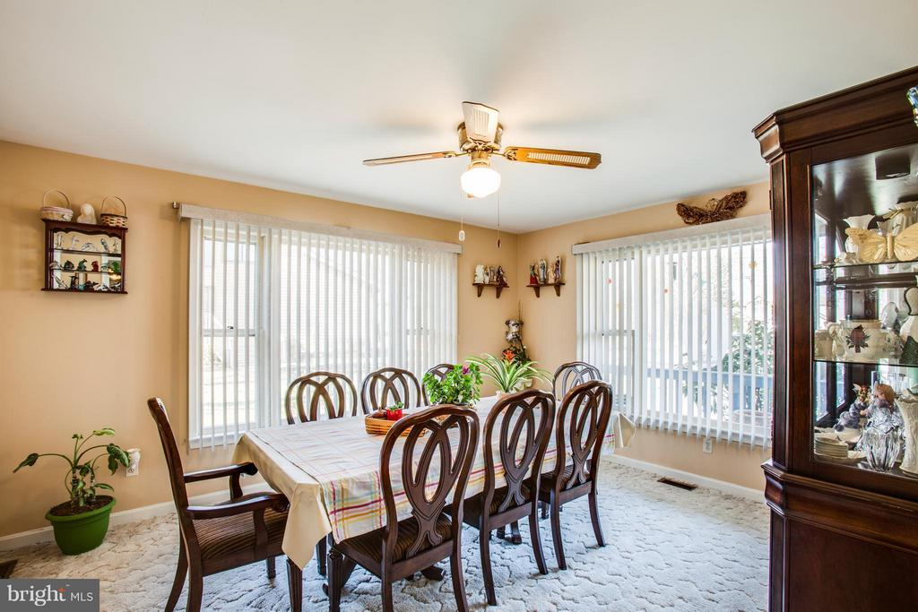 Lovely Dining Room - 103 BURGESS MILL CT, LOCUST GROVE