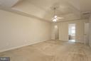 Bedroom (Master) - 3404 MCCLELLAN DR, FREDERICKSBURG