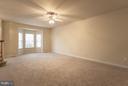 Living Room - 3404 MCCLELLAN DR, FREDERICKSBURG