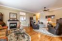 Living Room - 3700 CHAPMAN MILL TRL, DUMFRIES