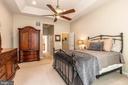 Bedroom - 3700 CHAPMAN MILL TRL, DUMFRIES