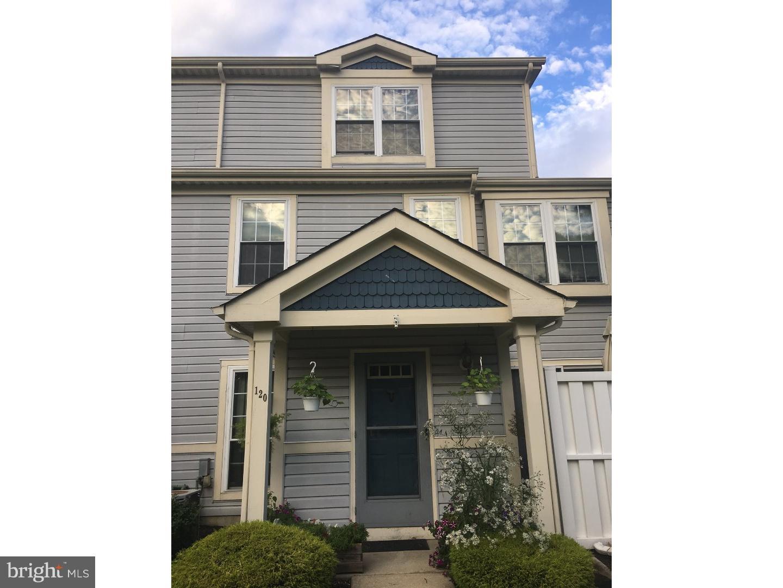 Photo of home for sale at 120 Steeplechase Court, Deptford NJ