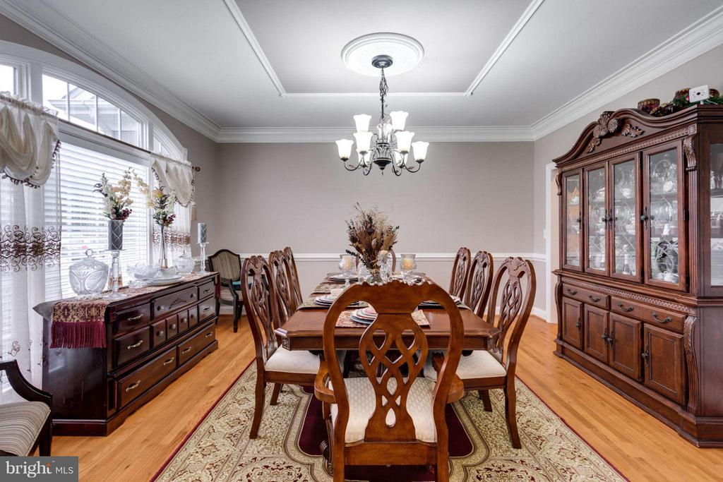 Great for hosting large parties - 12253 TIDESWELL MILL CT, WOODBRIDGE
