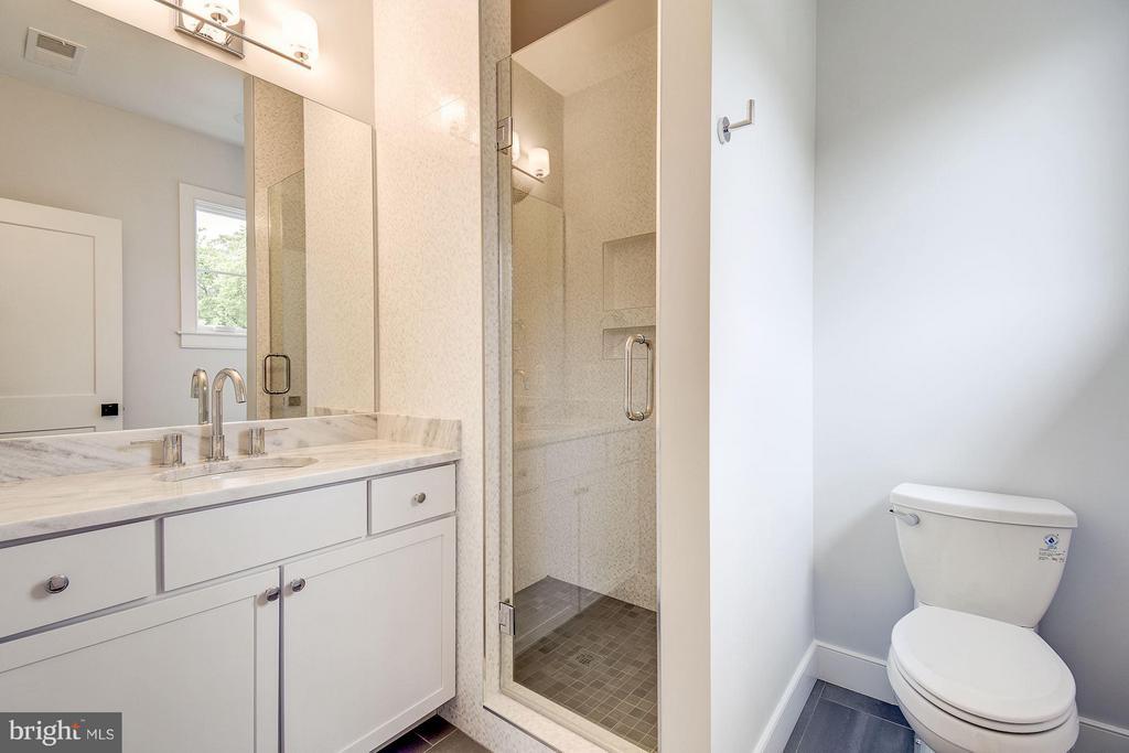 Bedroom 2 Bath - 6400 28TH ST N, ARLINGTON