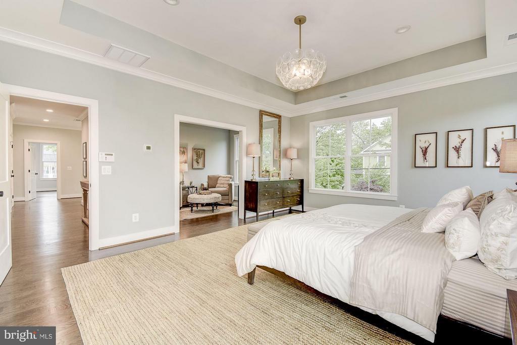 Master Bedroom - 6400 28TH ST N, ARLINGTON