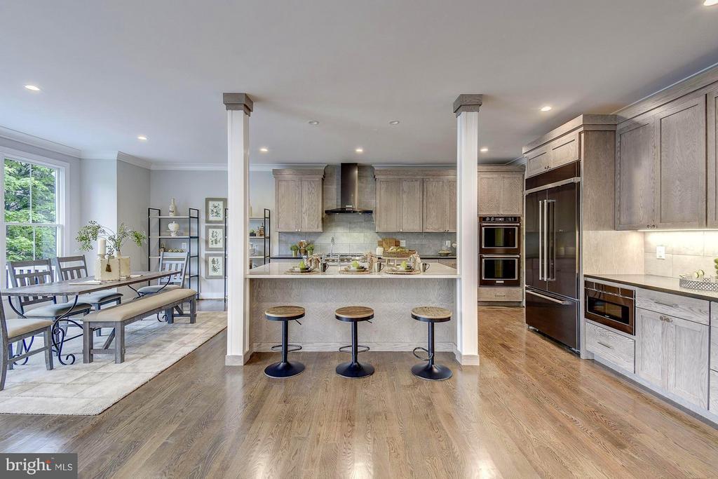 Kitchen - 6400 28TH ST N, ARLINGTON