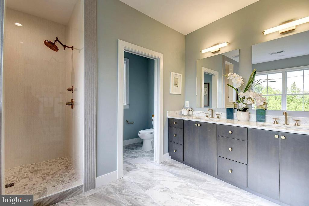 Master Bathroom - 6400 28TH ST N, ARLINGTON