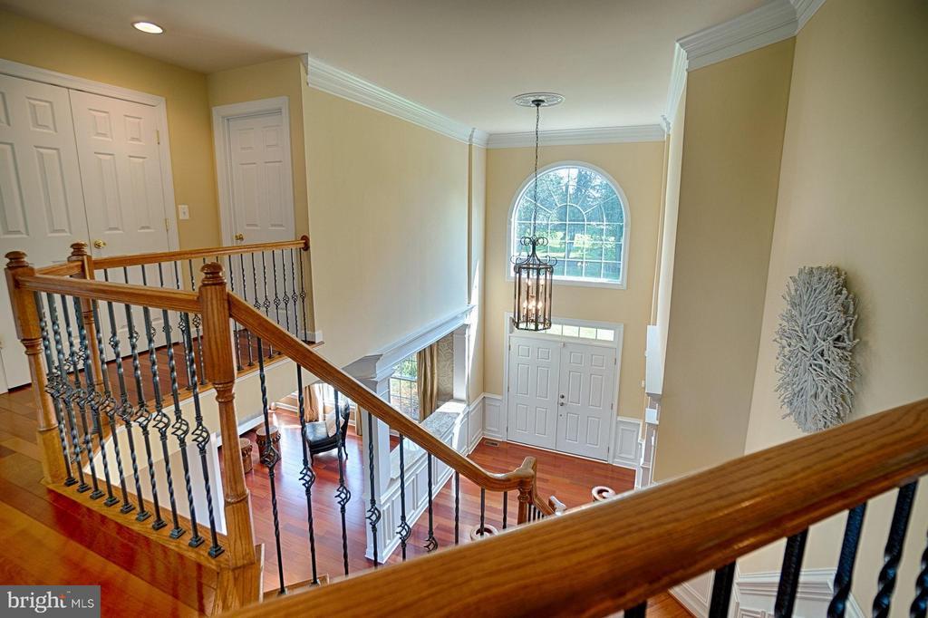 Grand 2-story Foyer - 40600 OPAL CT, LEESBURG
