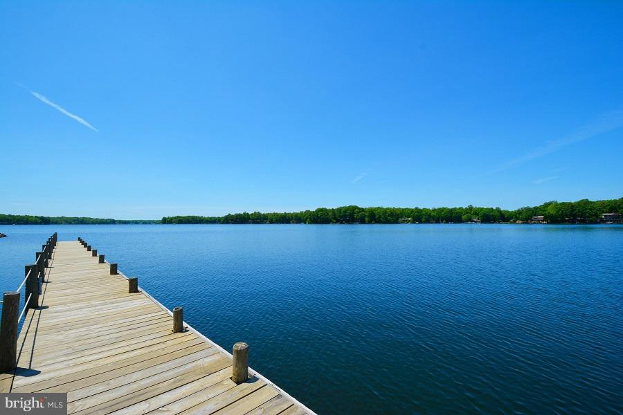 View of the Main Lake from Clubhouse dock - 200 LIBERTY BLVD, LOCUST GROVE