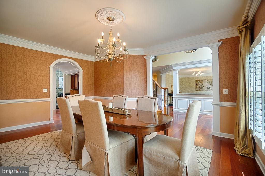 Dining Room - 40600 OPAL CT, LEESBURG