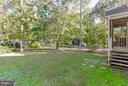 Back yard overlook - 309 BIRDIE RD, LOCUST GROVE