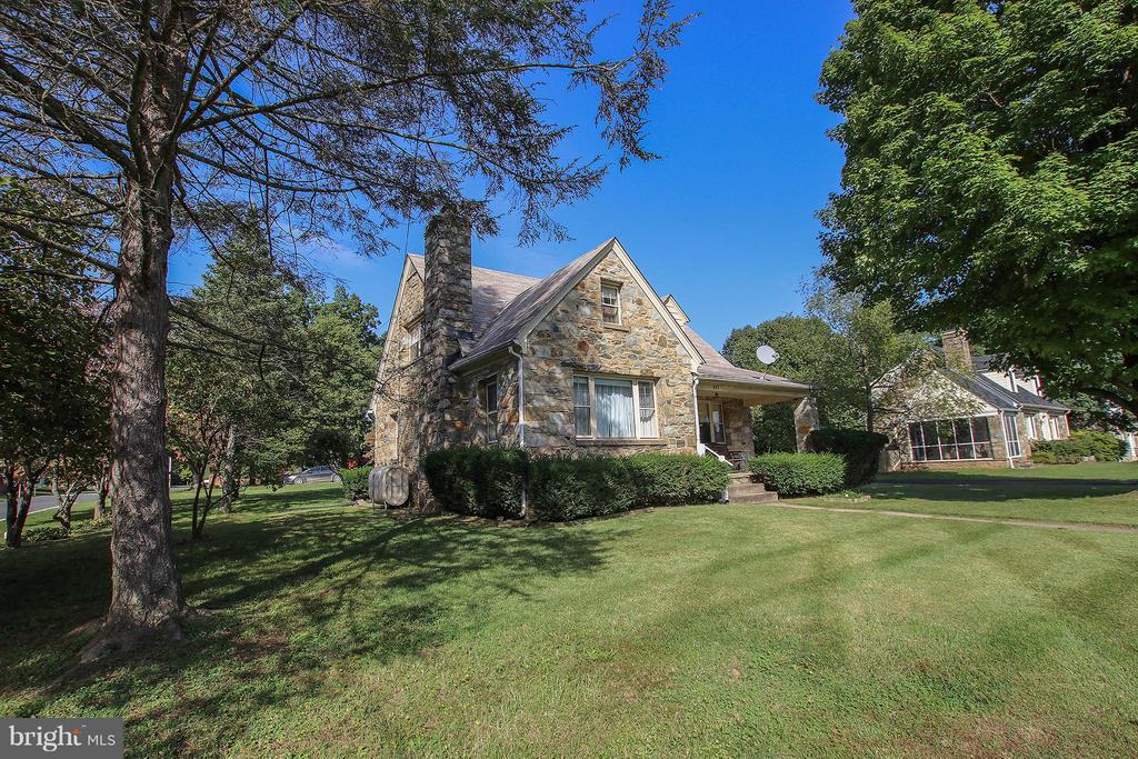 Mature trees - 831 W HOLLY LN, PURCELLVILLE