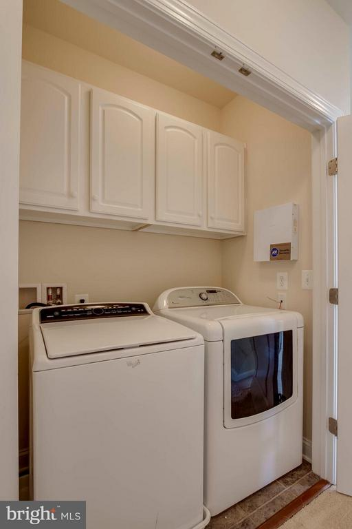 Laundry Room - 2308 MERSEYSIDE DR #113, WOODBRIDGE