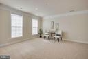 Living Room - 2308 MERSEYSIDE DR #113, WOODBRIDGE