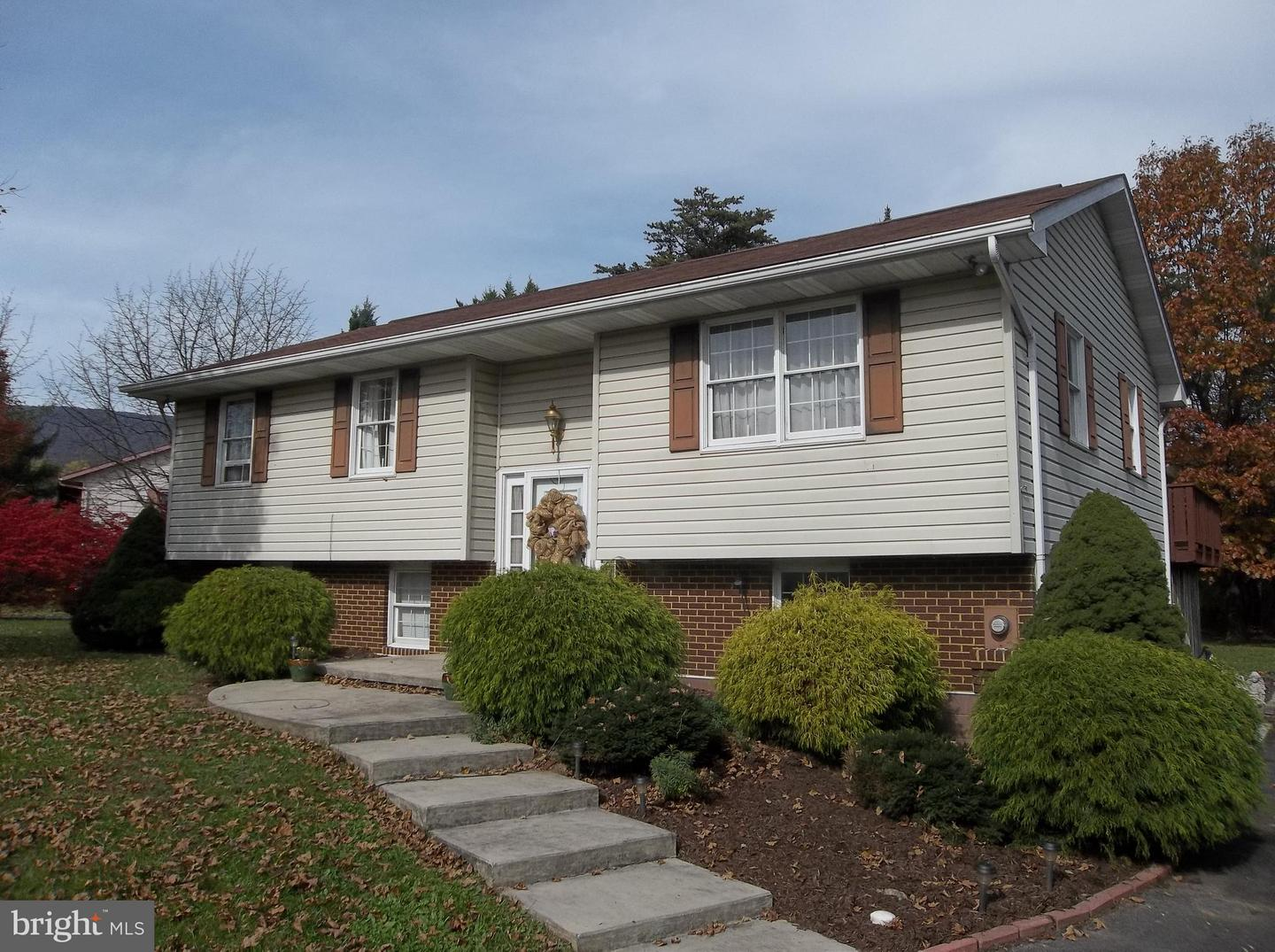 Single Family for Sale at 16415 Conda Way S Rawlings, Maryland 21557 United States