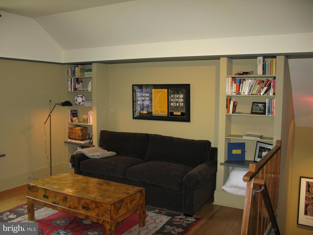 Library - 3rd bedroom - 396 KEYSER RUN RD, WASHINGTON