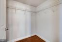 Master Bedroom walk-in - 1201 N GARFIELD ST #513, ARLINGTON