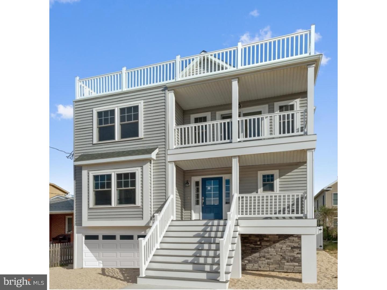 Частный односемейный дом для того Продажа на 111 GEORGIAN Drive Mantoloking, Нью-Джерси 08738 Соединенные Штаты