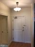 Foyer of condo - 38 MARYLAND AVE #406, ROCKVILLE