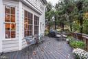 Private deck - 1956 VERMONT ST N, ARLINGTON