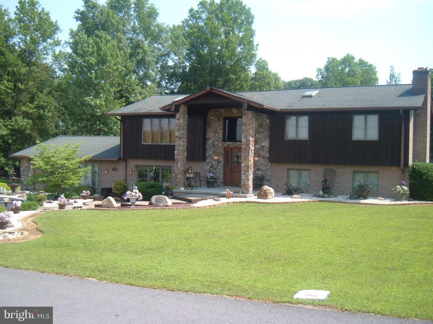 Single Family for Sale at 225 Bowden Dr Fort Ashby, West Virginia 26719 United States
