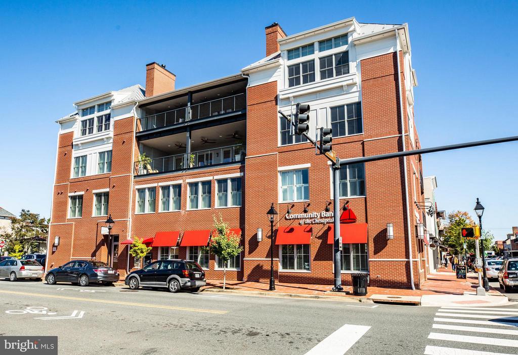Exterior (General) - 425 WILLIAM ST #301, FREDERICKSBURG