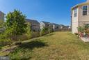 Back Yard - 8962 FENESTRA PL, GAINESVILLE