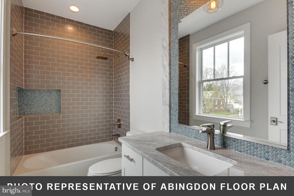 Secondary Bath - 4712 N CARLIN SPRINGS RD, ARLINGTON
