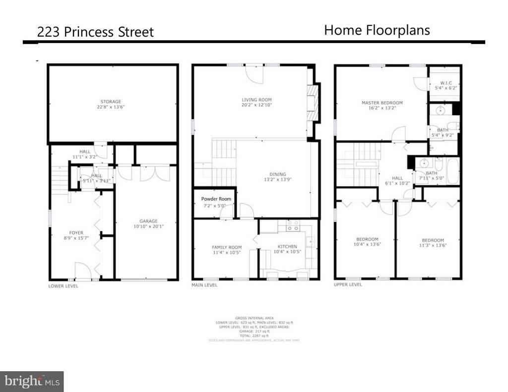 FloorPlans - 223 PRINCESS ST, ALEXANDRIA