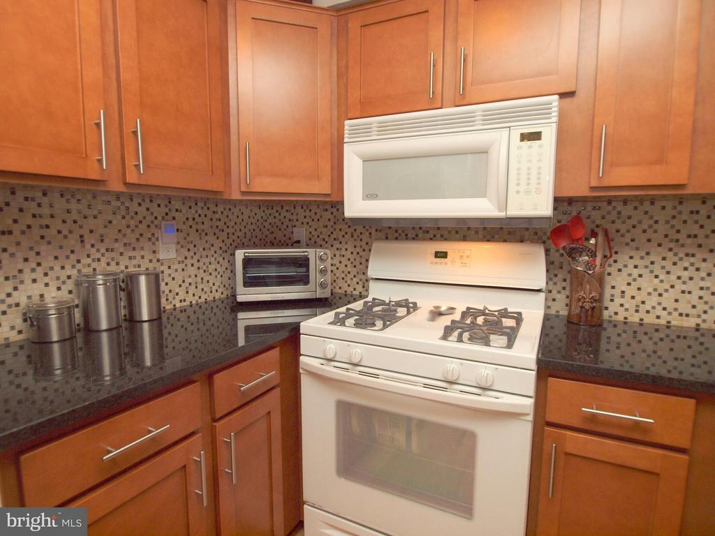 Updated Cabinets & Backsplash - 14388 HAVENER HOUSE CT, CENTREVILLE