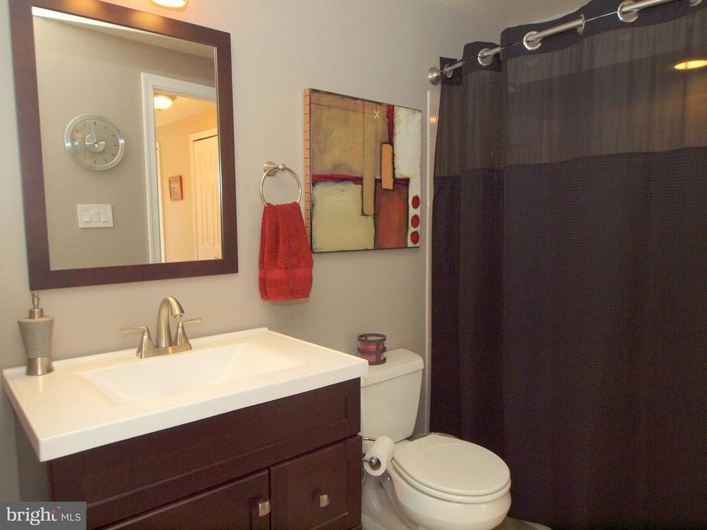 Attached full bathroom - 14388 HAVENER HOUSE CT, CENTREVILLE