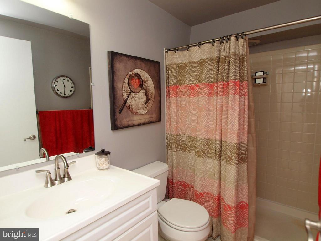 Attached master bathroom - 14388 HAVENER HOUSE CT, CENTREVILLE