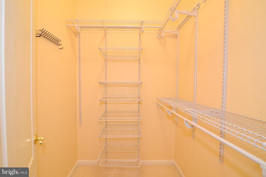Master Bedroom Closet (1 of 2) - 21934 WINDOVER DR, BROADLANDS