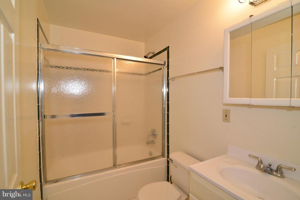 Upper Hallway Bathroom - 21934 WINDOVER DR, BROADLANDS