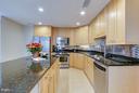 Kitchen - 11990 MARKET ST #401, RESTON