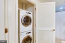 Washer - Dryer - 11990 MARKET ST #401, RESTON