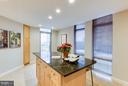 Kitchen Island - 11990 MARKET ST #401, RESTON