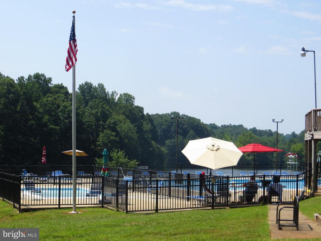 Toddler & Dive Board Pool - 11704 BLEASDELL DR, SPOTSYLVANIA