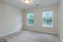Bedroom #4 New Carpet! - 9311 EAGLE CT, MANASSAS PARK