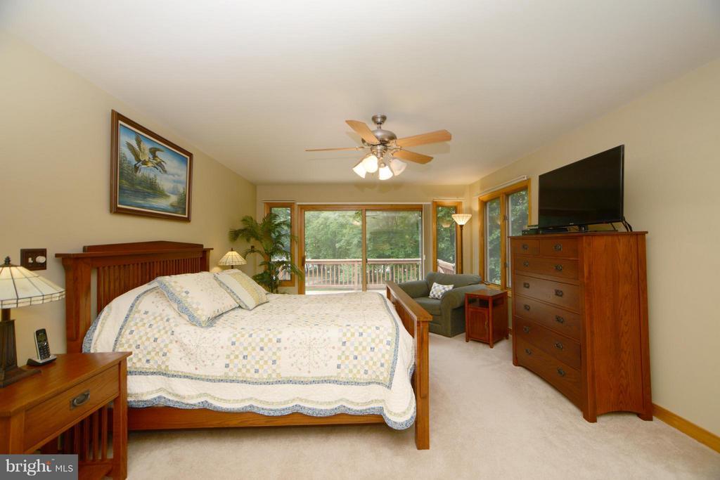 Bedroom (Master) - 3304 RIVERBEND CT, BUMPASS