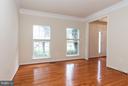 Living Room - 9311 EAGLE CT, MANASSAS PARK