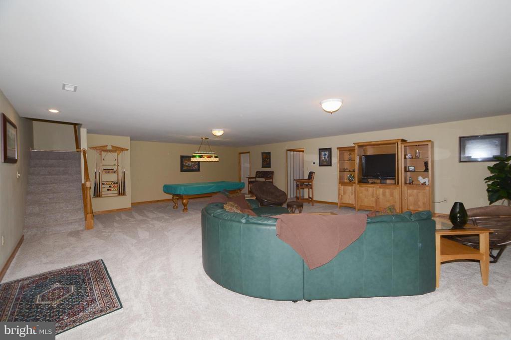 Basement - 3304 RIVERBEND CT, BUMPASS