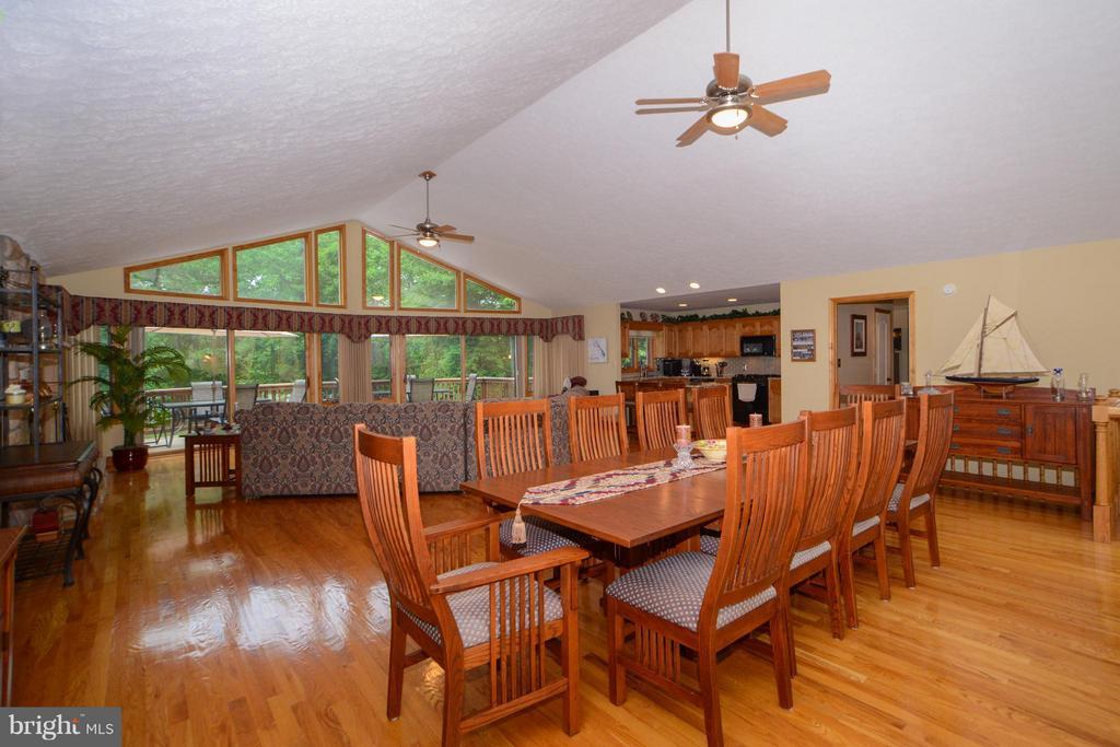 Dining Room - 3304 RIVERBEND CT, BUMPASS