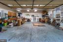 Inside the garage - 1103 EASTOVER PKWY, LOCUST GROVE