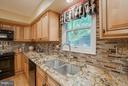 Granite counter tops - 1103 EASTOVER PKWY, LOCUST GROVE