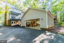 Extra large garage - 1103 EASTOVER PKWY, LOCUST GROVE
