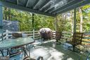 Deck off the dning room - 1103 EASTOVER PKWY, LOCUST GROVE