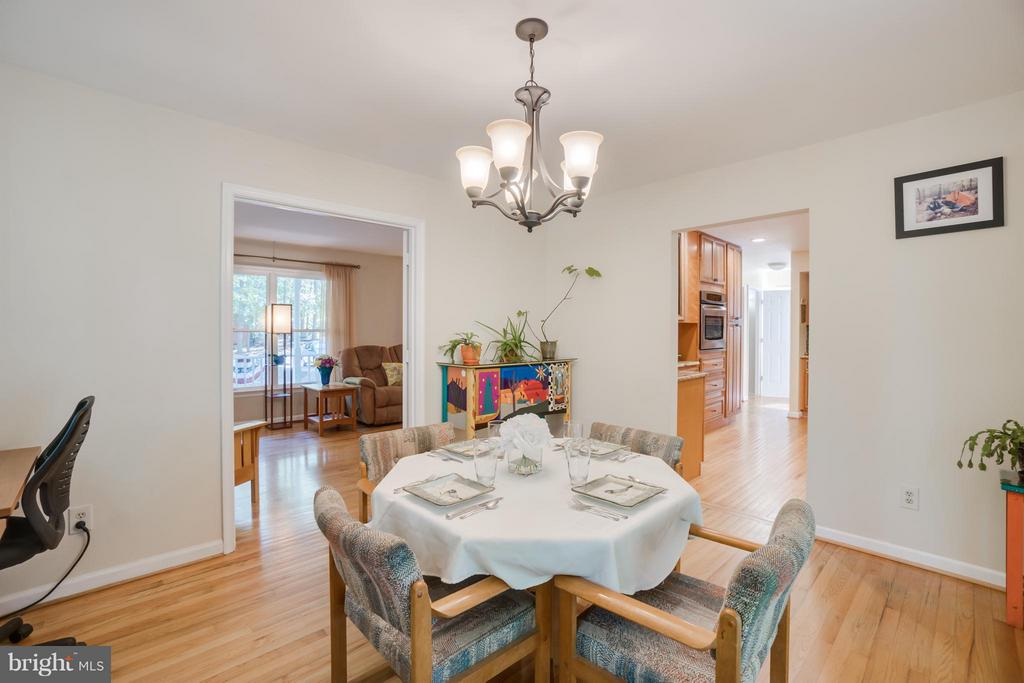 Dining Room - 1103 EASTOVER PKWY, LOCUST GROVE