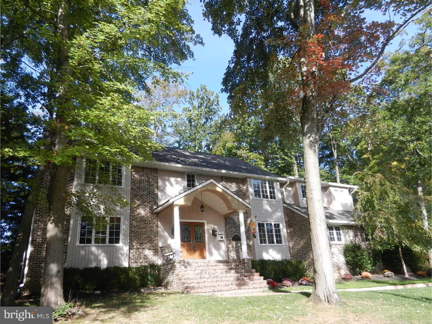 Photo of home for sale at 1765 Garwood Drive, Cherry Hill NJ